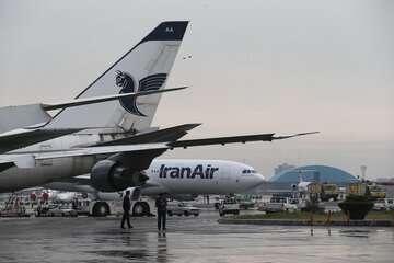 افزایش ۶۰ درصدی پروازهای بینالمللی در تیرماه