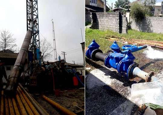 پس از اجرای طرح یکپارچه سازی شرکتهای آب و فاضلاب شهری و روستایی انجام شد:  1450 مترمکعب از مخازن ذخیره آب روستاهای رشت شستشو شد