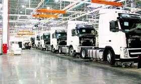 آغاز عملیاتی طرح نوسازی کامیون های فرسوده