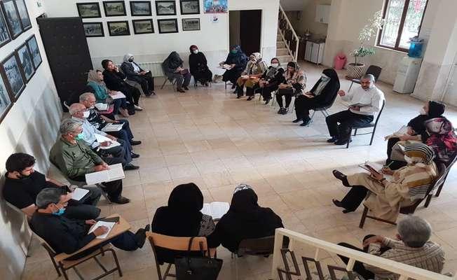 برگزاری سلسله جلسههای حافظ شناسی در فرهنگسرای شمس تبریزی