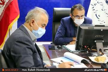 برگزاری جلسه ویدئو کنفرانسی شورایعالی بنادر و دریانوردی ایران