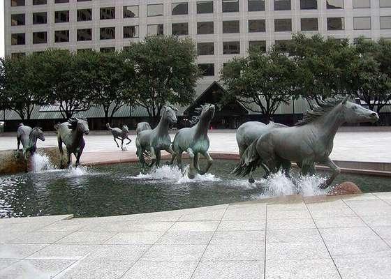 خلاقانهترین مجسمههای شهری در دنیا