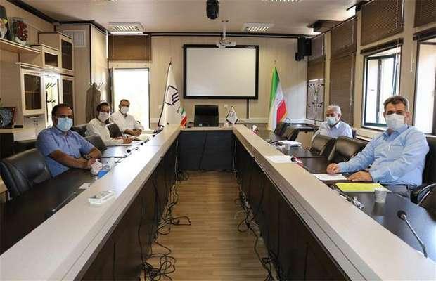 جلسه کمیسون نمایندگی های سازمان شنبه ۹۹/۰۶/۲۹ در محل سالن جلسات برگزار شد.