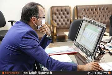 برگزاری جلسه ویدئو کنفرانس مجمع شرکت شهر فرودگاهی امام خمینی(ره)