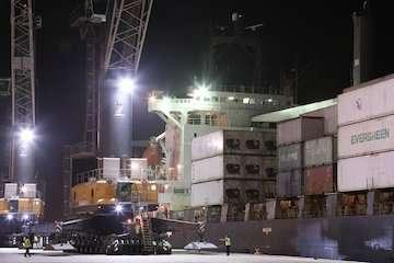 ورود دو کشتی هندی و اماراتی به چابهار/ تداوم پهلوگیری کشتیهای حامل کالاهای ترانزیتی