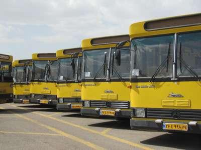 کرایه اتوبوسهای شهر قزوین اول مهر رایگان است