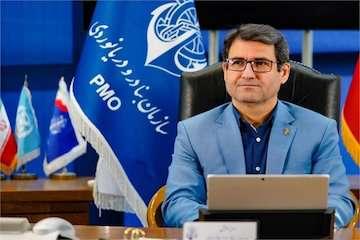 آغاز فعالیتهای توسعهای جدید سازمان بنادر/ شرایط خوب بنادر ایران از نظر زیرساخت و تجهیزات/ آثار ناشی از تحریم به کمترین حد رسیده است/ کاهش ۱۰ درصدی تجارت دریایی دنیا