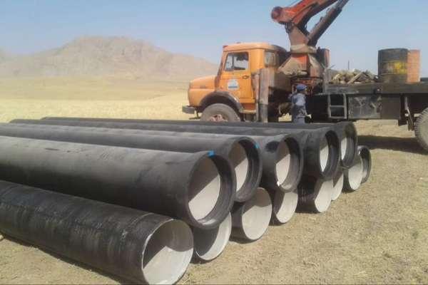 مجوز گذر آبی برای احداث نیروگاه برقآبی روی خط انتقال آب...