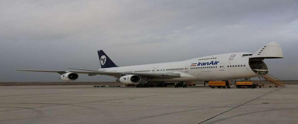 تعمیر اساسی اولین هواپیمای باری ایران ایر با همت مهندسان ایرانی