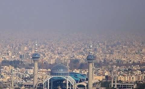 شیوهنامه بهداشتی کرونا در آلودگی هوا تدوین میشود