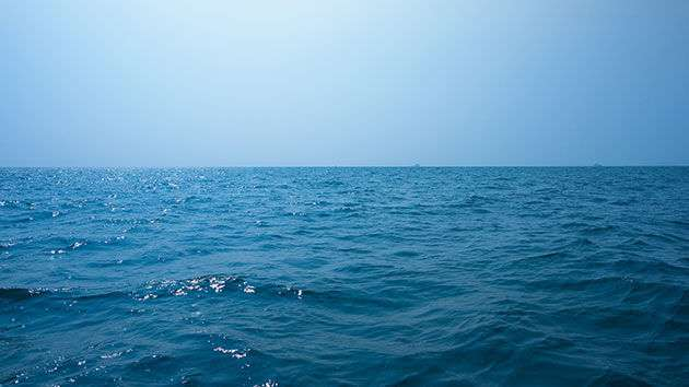 اقیانوسها تنظیم کننده اصلی تغییرات آب و هوا هستند