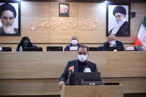 تاکید شورای پنجم بر گسترش حمل و نقل پاک و پیاده  ...