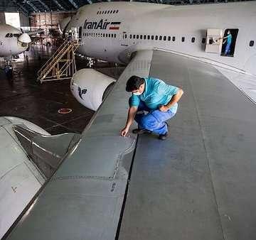 اورهال هواپیمای باری بوئینگ ۷۴۷  به همت مهندسان ایرانی/ ساخت قطعات هواپیما در کارگاههای کشور