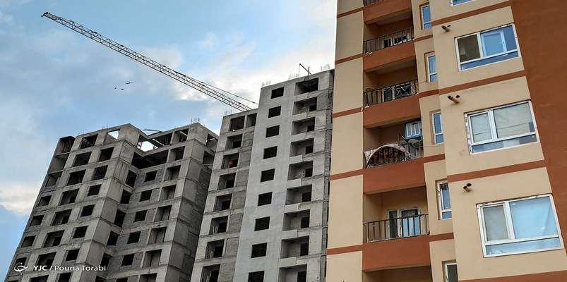 آغاز ساخت ۱۱۵ هزار واحد مسکن ملی در شهرهای جدید