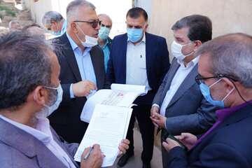 تاکید قائم مقام وزیر راه بر اتمام ساخت مسکن مهر تا پایان آبان ماه