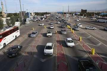 افزایش۴.۵ درصدی تردد وسایل نقلیه در کشور/ اوج تردد بین ساعات ۱۸ تا ۱۹ شب و کمترین تردد بین ساعات ۳ تا ۴ بامداد