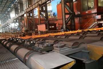 ۱.۲ میلیون تن به ظرفیت تولید شمش فولادی اضافه می شود
