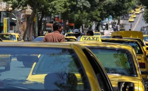 آداب سوار شدن به تاکسی