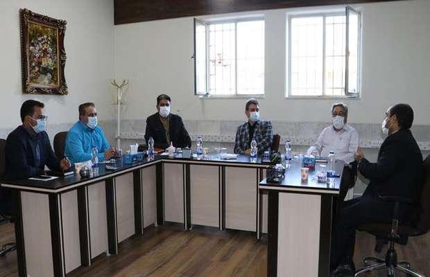 سومین جلسه کمیسیون تخصصی مکانیک