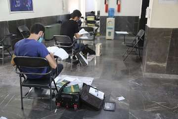 برگزاری آزمون ورود به حرفه مهندسان ساختمان در تهران/ اعمال پروتکلهای بهداشتی در آزمونهای نظام مهندسی