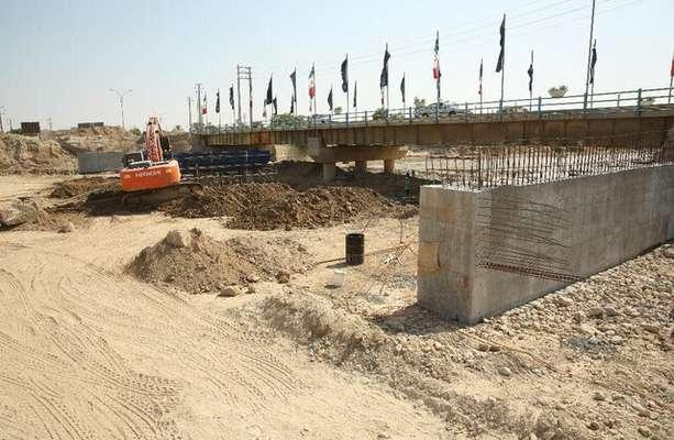 پروژه جاده گناوه به بندرریگ ۹۰ درصد پیشرفت فیزیکی دارد