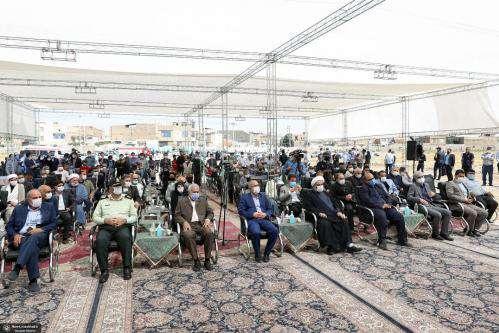 عملیات اجرایی ۱۲ پروژه بزرگ شهری در شهرک های شهید رجایی و باهنر آغاز  ...