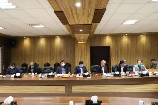 گزارش تصویری جلسه مشترک کمیسیون های 《عمران و توسعه شهری》 و 《فرهنگی و اجتماعی》 شورا