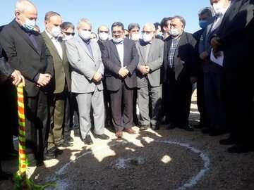 عملیات احداث ۲ هزار واحد مسکونی محرومان در ایلام آغاز شد