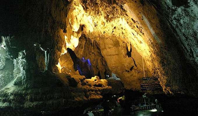 ۹۰ غار در استان کردستان شناسایی شده است