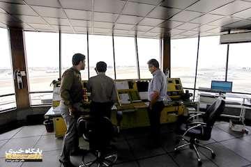 فرودگاههای گلستان در زلزله آسیب ندیدند/ روال عادی پروازها در فرودگاه / آمادگی کامل فرودگاه گرگان جهت امداد و نجات