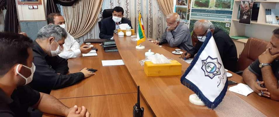 در جلسه مشترک ریاست شورای شهر با سرپرست شهرداری خرمشهر و مسئولین حوزه خدمات شهری چه گذشت