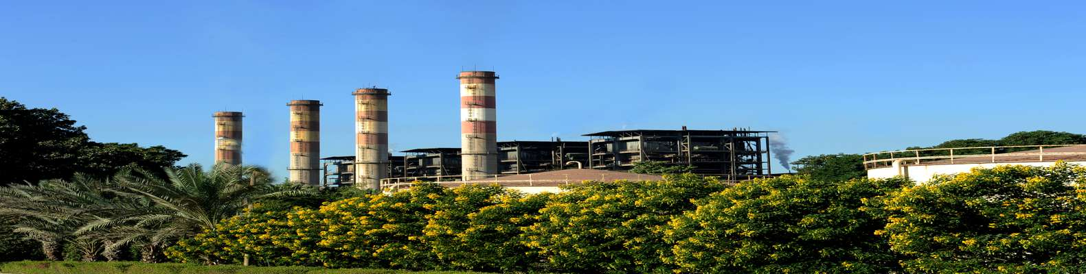 تولید نیروگاه بندرعباس از مرز 2.8 میلیون مگاوات ساعت گذشت