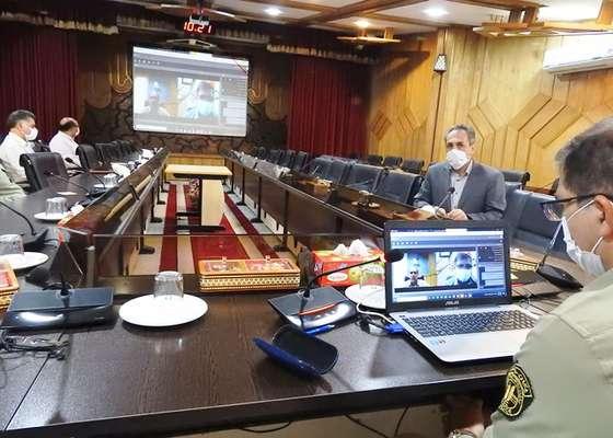 برگزاری وبینار روز ملی غار پاک در اداره کل حفاظت محیط زیست استان اصفهان