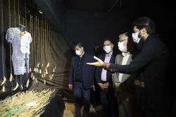 برپایی نخستین نمایشگاه عاشورایی «تماشاگه راز» و چهارمین سوگواره «هنر و حماسه»