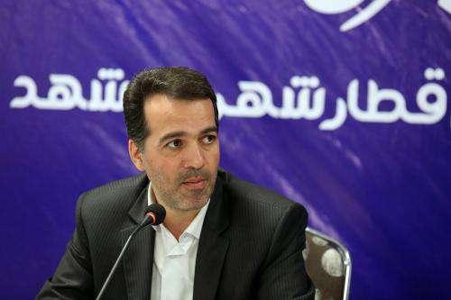 مشارکت قطار شهری مشهد در ساخت واگن ملی