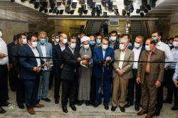 فاز دوم ایستگاه مترو امام حسین (ع) با اعتبار ۲۵ میلیارد تومان افتتاح شد