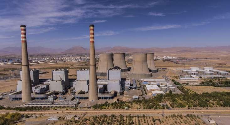 نیروگاه شازند بر مدار جهش تولید