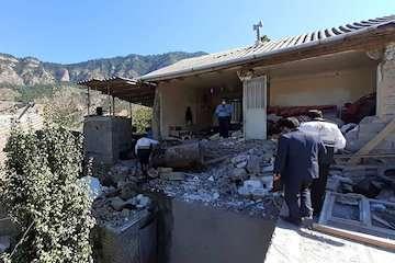 ۲۵۰ واحد مسکونی غیرمقاوم در زلزله مراوهتپه نیازمند بازسازی و تعمیر/ تخصیص ۱۰ میلیاردتومان اعتبار از منابع بنیاد مسکن به بازسازی واحدهای زلزلهزده