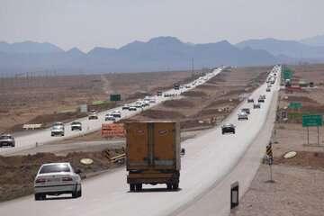 ثبت بیش از ۶۰ میلیون تردد در جادههای استان سمنان