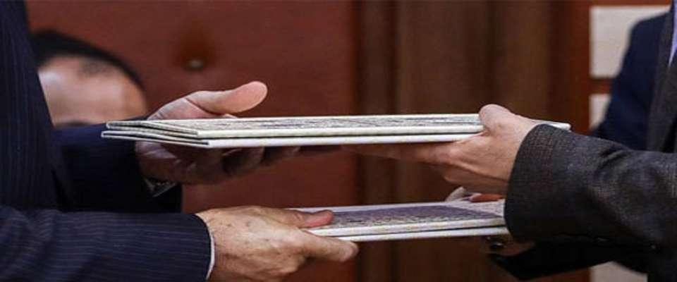 امضای تفاهمنامه بین بنیاد مسکن و سازمان جغرافیایی نیروهای مسلح/ همکاری در زمینه نقشه برداری و ارائه اطلاعات شهری