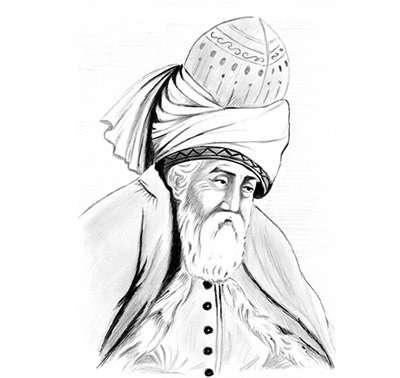همزمان با روز بزرگداشت مولانا ؛ بازنشر مقاله پیوند اندیشة عرفانی مولانا با محیط زیست