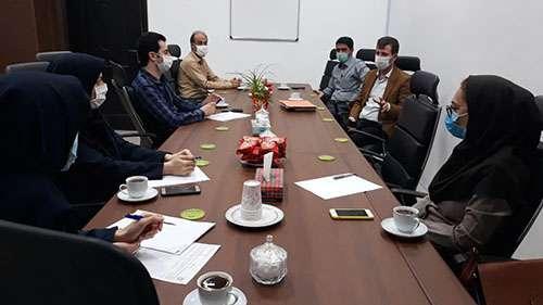 هشتمین جلسه کارگروه تخلفات ساختمانی با موضوع آگاه سازی شهروندان در خصوص تخلفات ساختمانی