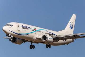 فرود اضطراری پرواز مشهد-چابهار در فرودگاه زاهدان