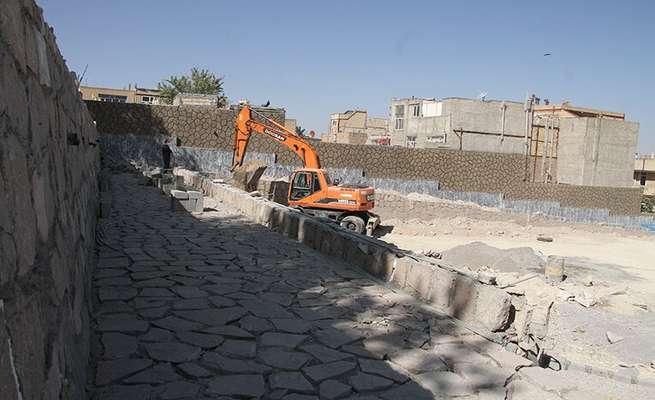 احداث پارک سفیر امید با ۶۰ درصد پیشرفت ادامه دارد