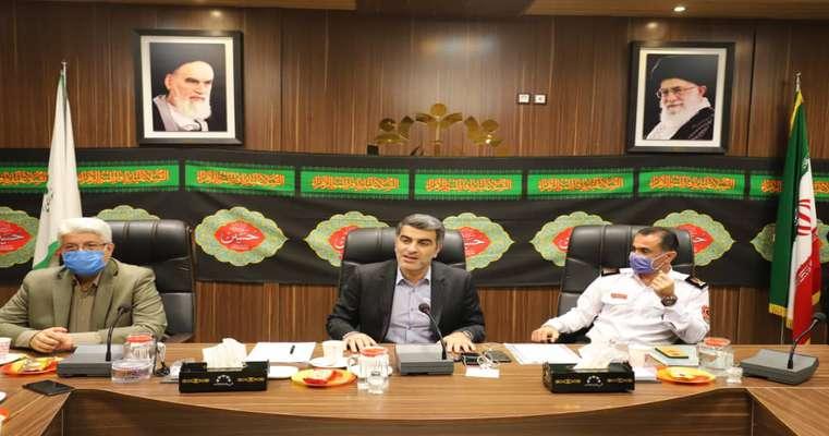 گزارش تصویری کمیسیون فرهنگی و اجتماعی شورای اسلامی شهر رشت