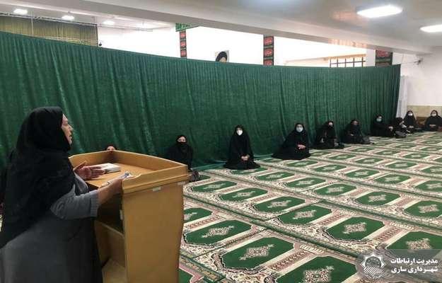 همایش نقش زن در دفاع مقدس برگزار شد
