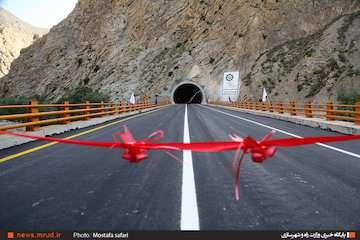 بهره برداری از ۱۶۰۰ میلیارد ریال پروژه راهداری استان تهران با حضور وزیر راه و شهرسازی