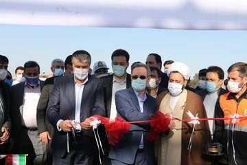 طرح بهسازی و ایمنسازی کمربندی دوم تهران افتتاح شد