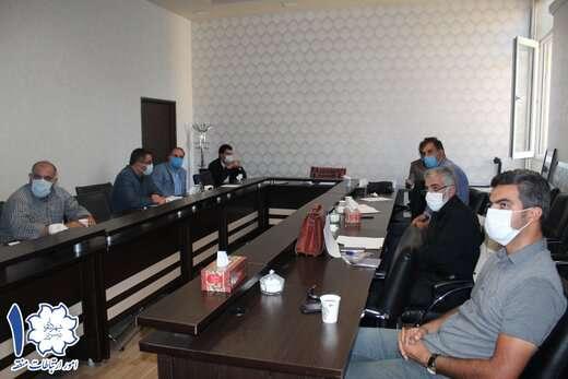 تشکیل کمیته های راهبردی جامعه ایمن در شهرداری منطقه ۱ تبریز