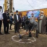 پروژه تامین آب شرب یک روستا در کردکوی گلستان کلنگزنی شد